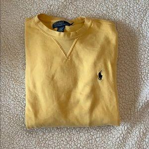Polo by Ralph Lauren swear shirt